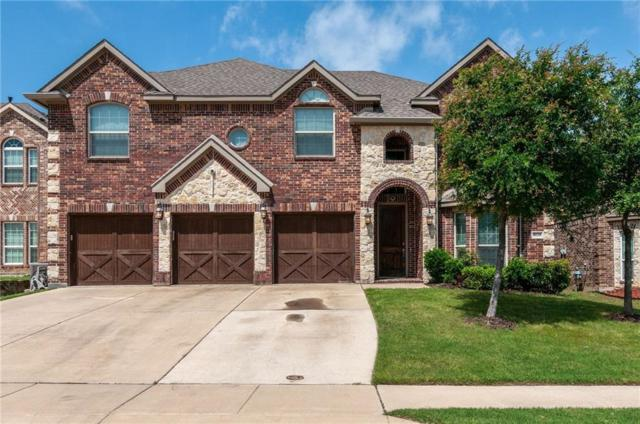 8628 Paper Birch Lane, Fort Worth, TX 76123 (MLS #14069644) :: RE/MAX Town & Country
