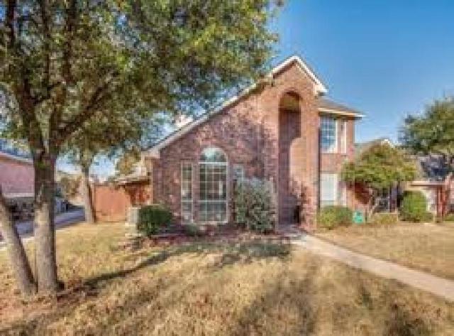 603 Rockcrossing Lane, Allen, TX 75002 (MLS #14069651) :: Tenesha Lusk Realty Group