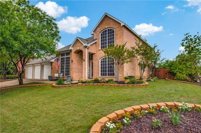 2900 Elmridge Drive, Flower Mound, TX 75022 (MLS #14069814) :: RE/MAX Town & Country