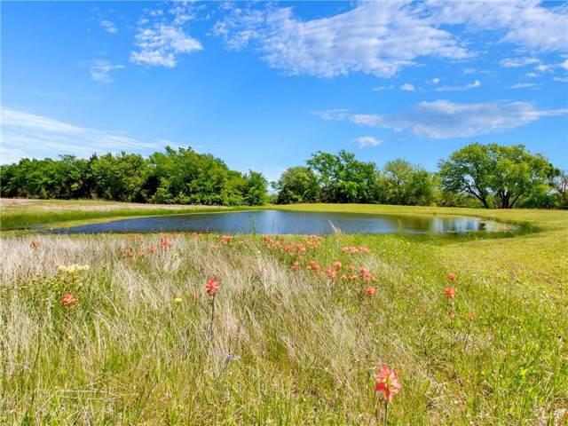 1269 Spring Hill Road, Aubrey, TX 76227 (MLS #14070178) :: Real Estate By Design