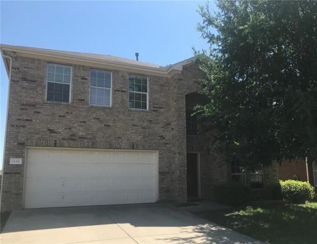 1444 Broken Spoke Court, Fort Worth, TX 76131 (MLS #14070252) :: RE/MAX Town & Country