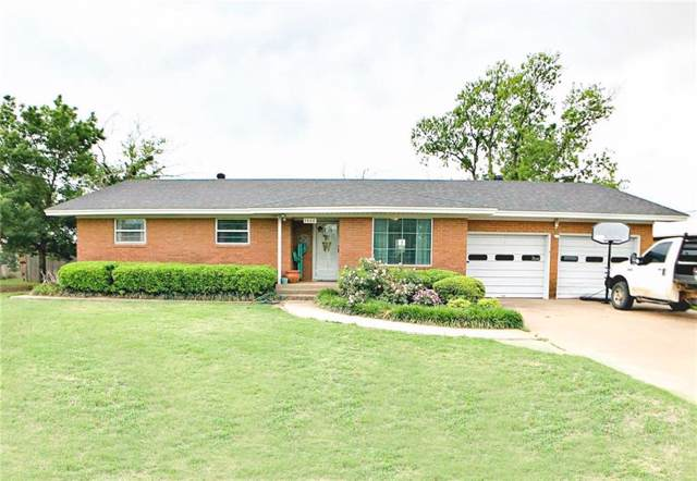 1560 W Main Street, Munday, TX 76371 (MLS #14070400) :: RE/MAX Town & Country