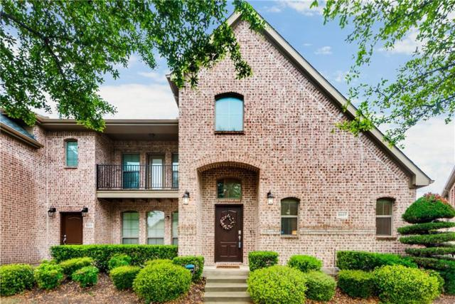 5667 Cecina Drive, Frisco, TX 75034 (MLS #14070438) :: RE/MAX Landmark