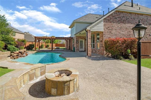 8800 Oakridge Court, Mckinney, TX 75072 (MLS #14070567) :: RE/MAX Town & Country