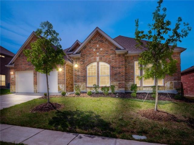 323 Westphalian Drive, Celina, TX 75009 (MLS #14070586) :: Kimberly Davis & Associates