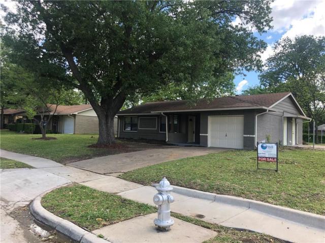 3752 Nabholtz Lane, Mesquite, TX 75150 (MLS #14070778) :: Robbins Real Estate Group