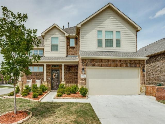 15624 Cornwallis Street, Frisco, TX 75036 (MLS #14070794) :: The Heyl Group at Keller Williams