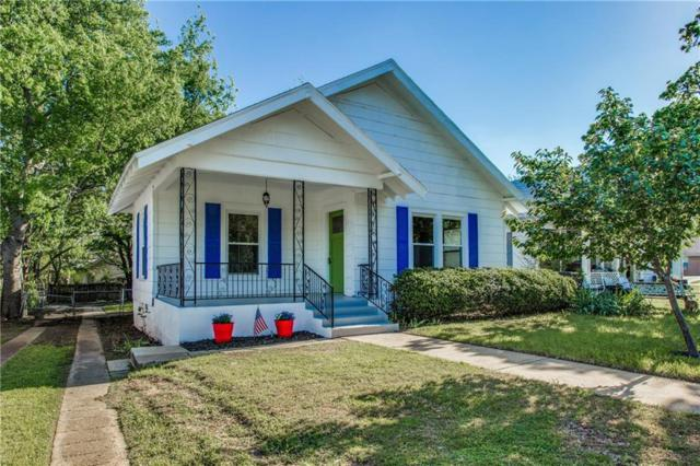 1126 W Woodard Street, Denison, TX 75020 (MLS #14071353) :: The Paula Jones Team | RE/MAX of Abilene