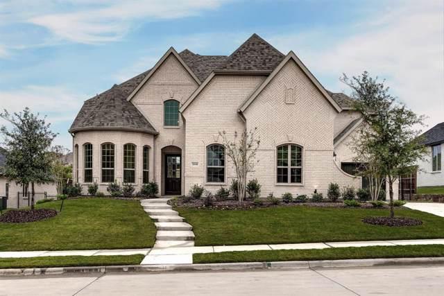 3510 Newport Drive, Prosper, TX 75078 (MLS #14071525) :: The Kimberly Davis Group