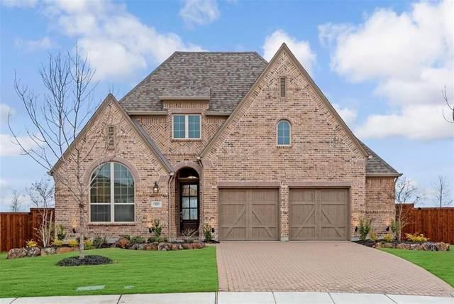 810 Ashbury Lane, Prosper, TX 75078 (MLS #14071536) :: Real Estate By Design