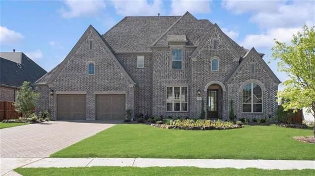 1721 Star Trace Parkway, Prosper, TX 75078 (MLS #14071995) :: The Kimberly Davis Group