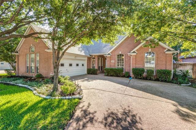 2408 Oak Brook Drive, Bedford, TX 76021 (MLS #14072238) :: RE/MAX Landmark