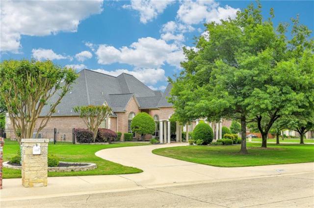 2433 Savanna Circle, Midlothian, TX 76065 (MLS #14072374) :: The Hornburg Real Estate Group