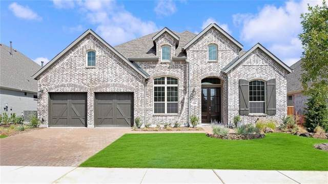 1660 Oakcrest Drive, Prosper, TX 75078 (MLS #14072559) :: Real Estate By Design