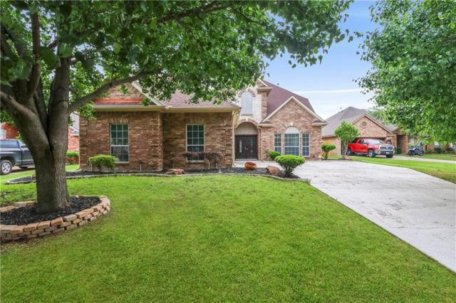 1116 Brook Arbor Drive, Mansfield, TX 76063 (MLS #14072855) :: The Tierny Jordan Network