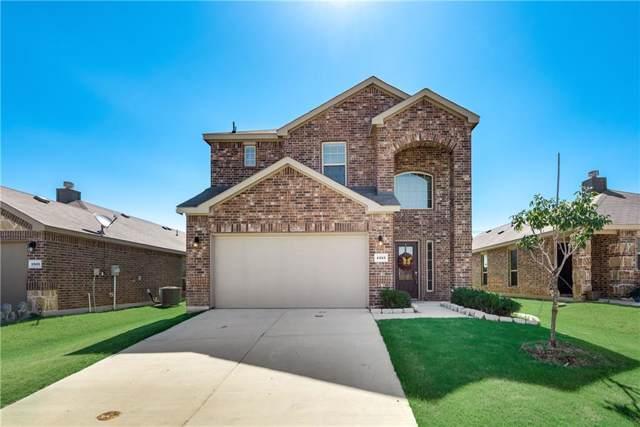 1313 Silver Lane, Aubrey, TX 76227 (MLS #14073673) :: Real Estate By Design