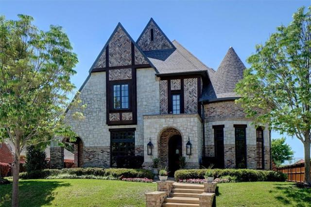 209 Old Grove Road, Colleyville, TX 76034 (MLS #14074508) :: The Tierny Jordan Network