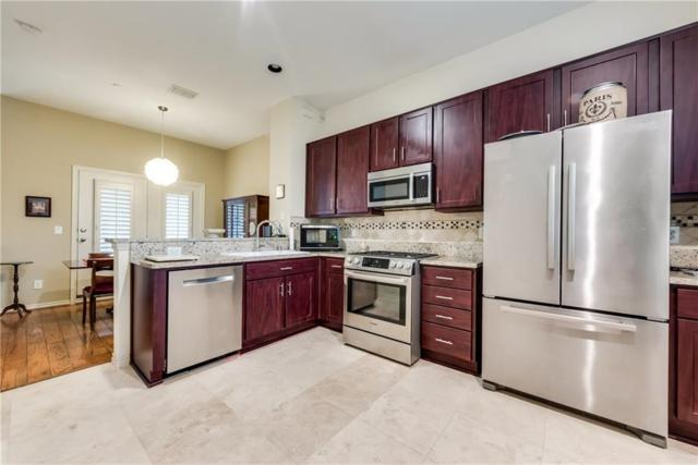 4050 Mckinney Avenue #10, Dallas, TX 75204 (MLS #14074630) :: RE/MAX Landmark