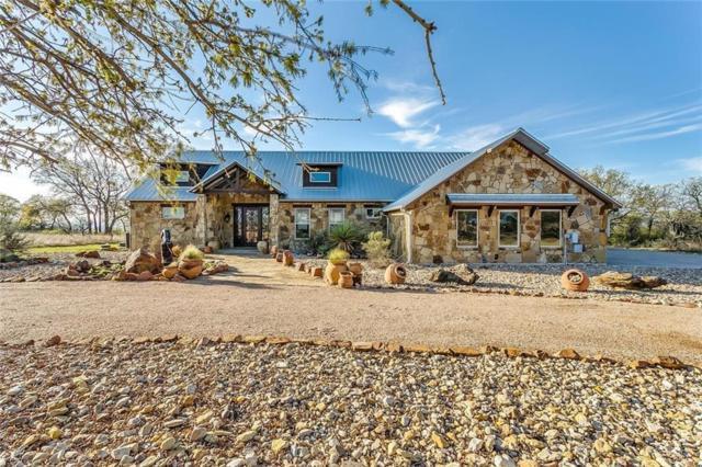 550 Post Oak Road, Gordon, TX 76453 (MLS #14074875) :: RE/MAX Town & Country