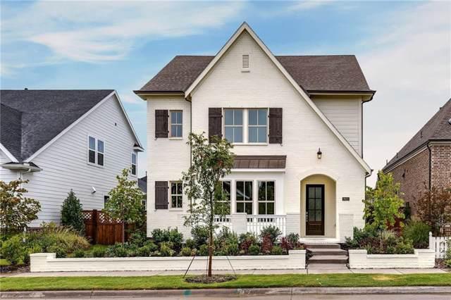 7421 Stanhope Street, Mckinney, TX 75071 (MLS #14074880) :: Kimberly Davis & Associates