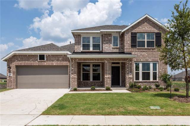 1652 Deerpath Drive, Forney, TX 75126 (MLS #14075092) :: RE/MAX Landmark