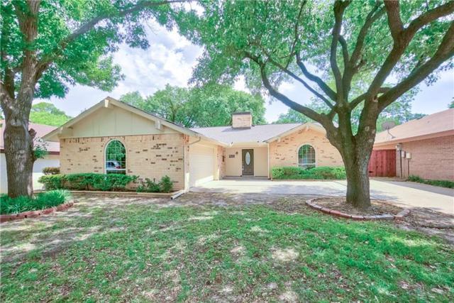 1205 Savannah Court, Flower Mound, TX 75028 (MLS #14075223) :: Real Estate By Design