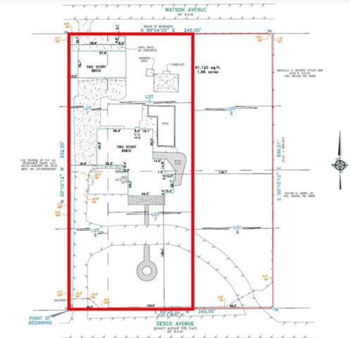 5931 Desco Drive, Dallas, TX 75225 (MLS #14075307) :: Robbins Real Estate Group