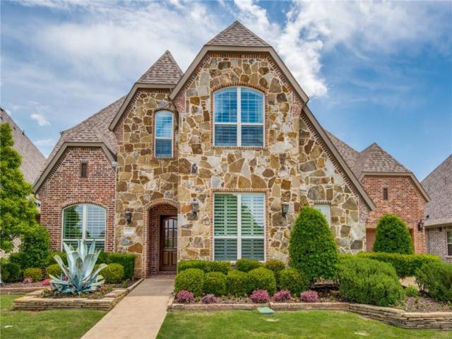 1323 Claire Lane, Allen, TX 75013 (MLS #14075701) :: Kimberly Davis & Associates