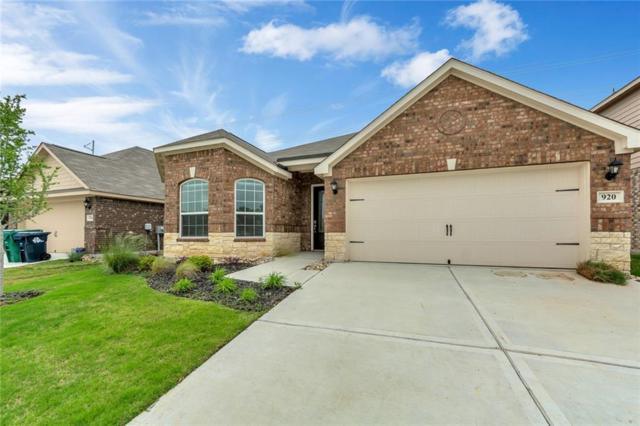 920 Princewood Drive, Denton, TX 76207 (MLS #14076140) :: Real Estate By Design