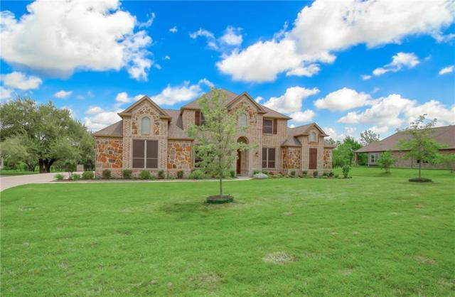 640 Prairie Timber Road, Burleson, TX 76028 (MLS #14076336) :: The Mitchell Group