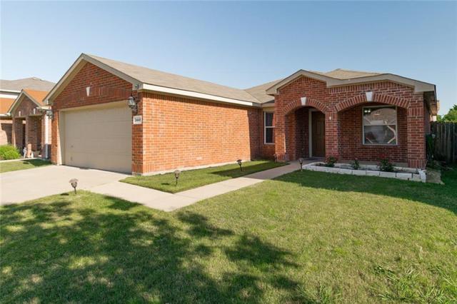 3445 Desert Mesa Road, Fort Worth, TX 76262 (MLS #14076781) :: Baldree Home Team