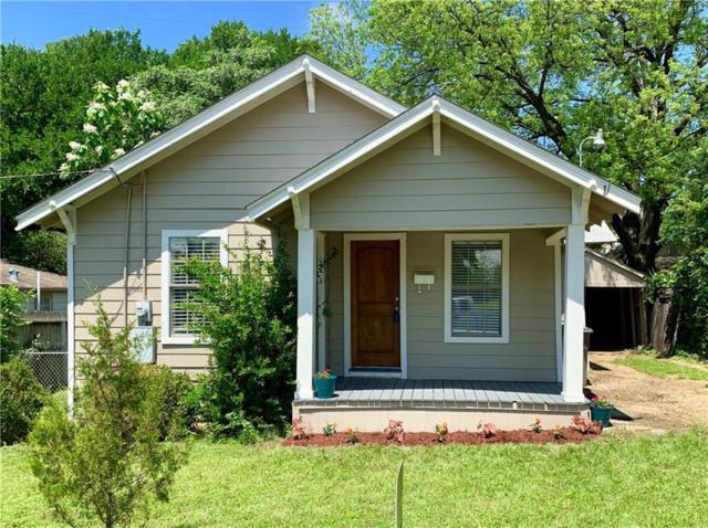 2207 Arroyo Avenue, Dallas, TX 75219 (MLS #14077322) :: The Chad Smith Team