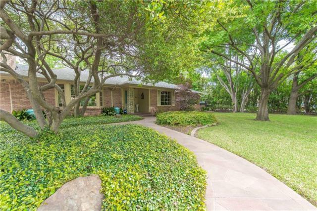 6831 Glendora Avenue, Dallas, TX 75230 (MLS #14077607) :: Frankie Arthur Real Estate