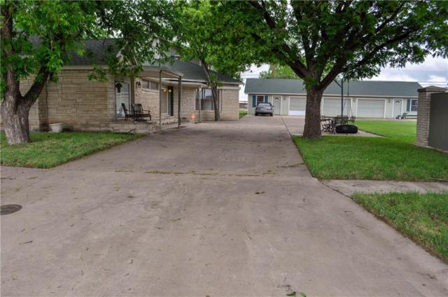133 SW Avenue B, Hamlin, TX 79520 (MLS #14077746) :: All Cities USA Realty