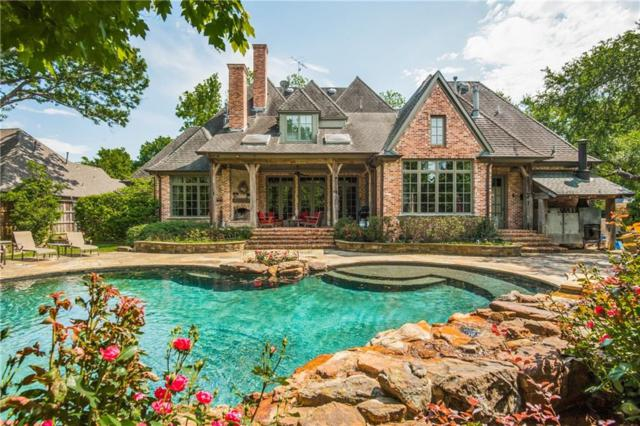 6409 Norway Road, Dallas, TX 75230 (MLS #14077998) :: Robbins Real Estate Group