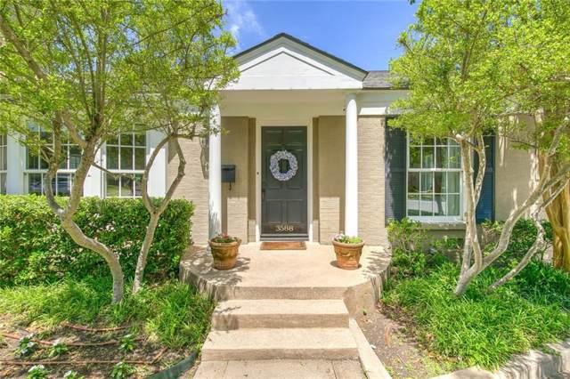 3588 W 4th Street, Fort Worth, TX 76107 (MLS #14078269) :: North Texas Team   RE/MAX Lifestyle Property
