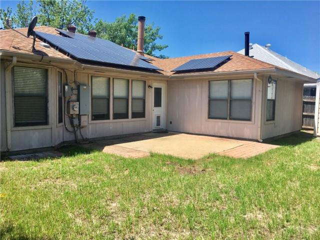 1111 Saratoga Drive, Euless, TX 76040 (MLS #14078713) :: The Hornburg Real Estate Group