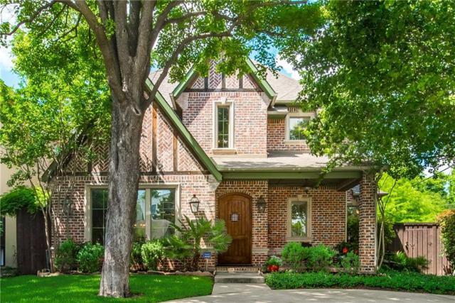 5353 Bonita Avenue, Dallas, TX 75206 (MLS #14079113) :: Robbins Real Estate Group