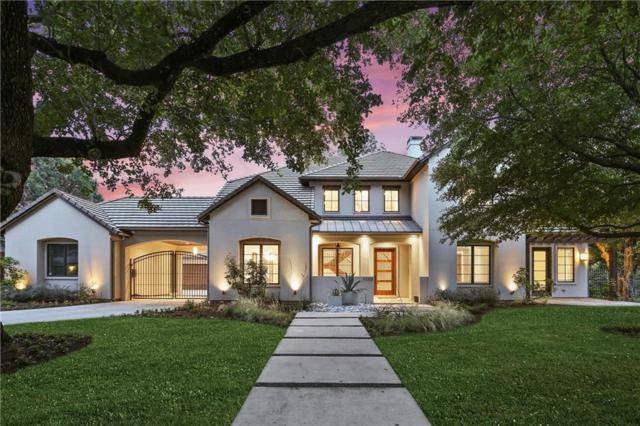 7110 Greenbrook Lane, Dallas, TX 75214 (MLS #14079243) :: Robbins Real Estate Group