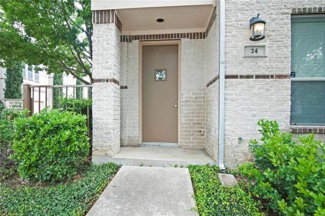4830 Cedar Springs Road #34, Dallas, TX 75219 (MLS #14079349) :: Team Hodnett