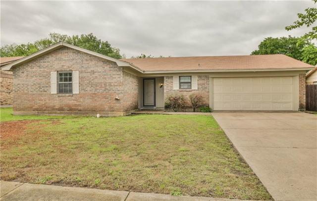 825 Colony Drive, Crowley, TX 76036 (MLS #14079352) :: Baldree Home Team