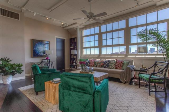 2600 W 7th Street #2506, Fort Worth, TX 76107 (MLS #14080250) :: Real Estate By Design