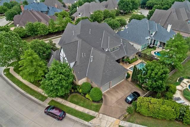 7216 Braemar Terrace, Colleyville, TX 76034 (MLS #14080878) :: The Tierny Jordan Network