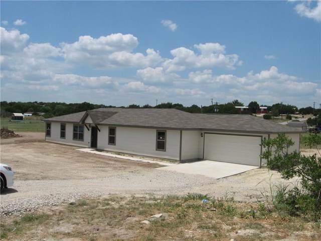 159 Brazos Valley Lane, Weatherford, TX 76087 (MLS #14080946) :: Lynn Wilson with Keller Williams DFW/Southlake