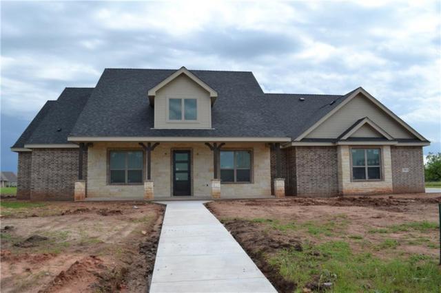 101 Tierra Court, Abilene, TX 79602 (MLS #14081158) :: The Paula Jones Team | RE/MAX of Abilene