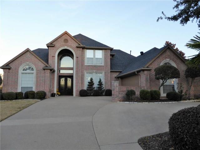 922 Fairway View Drive, Mansfield, TX 76063 (MLS #14081410) :: The Tierny Jordan Network