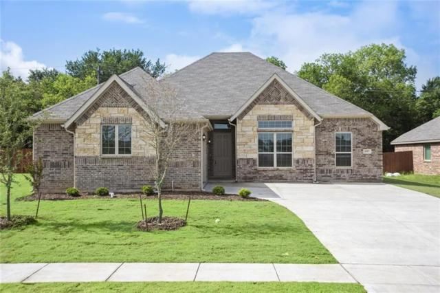 1517 Grassy Meadows, Burleson, TX 76058 (MLS #14081529) :: The Mitchell Group