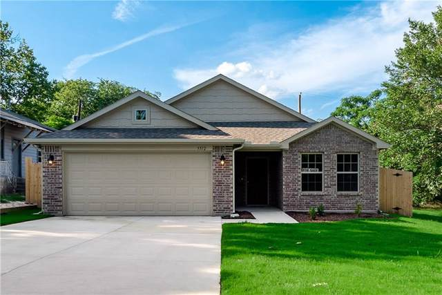 5512 Libbey Avenue, Fort Worth, TX 76107 (MLS #14081602) :: Real Estate By Design