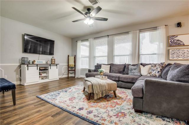 701 Creekside Drive, Little Elm, TX 75068 (MLS #14081743) :: The Hornburg Real Estate Group