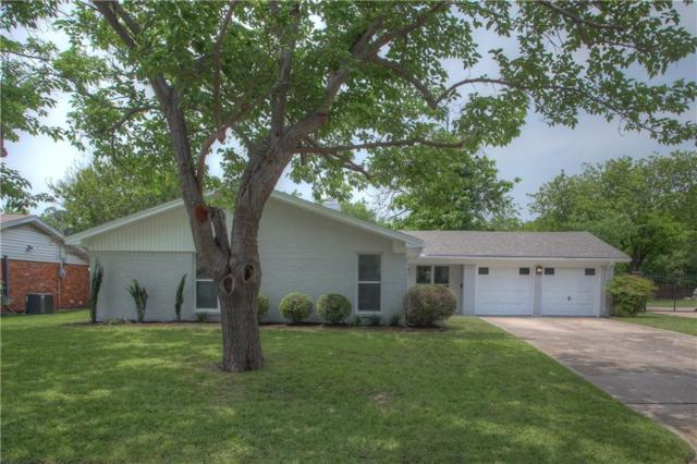 6813 Treehaven Road, Fort Worth, TX 76116 (MLS #14081774) :: Baldree Home Team